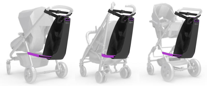 zoozaro stroller bag