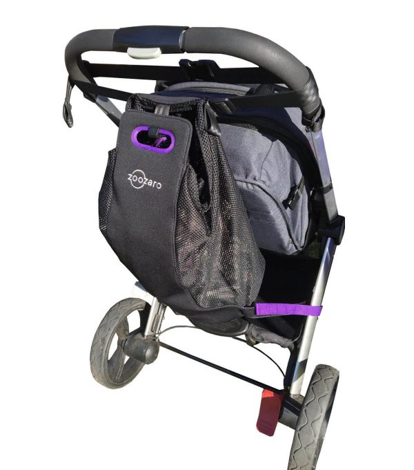 zoozaro stroller bag and pram bag